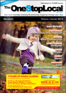 OneStopLocal Mansfield Oct 14 cover