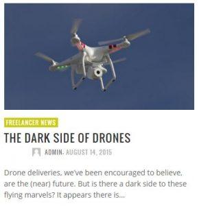 Drones snip